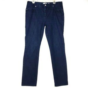 NORTHERN REFLECTIONS High Rise Jeans Straight Leg